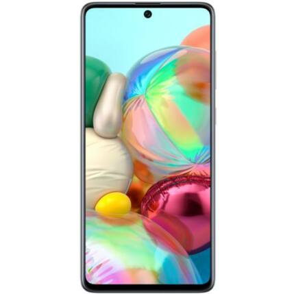Samsung A715 Galaxy A71 128GB 8GB RAM DualSIM, Mobiltelefon, fekete
