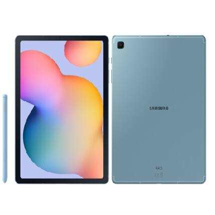 Samsung P610 Galaxy Tab S6 Lite 10.4 64GB 4GB Wifi (1 év garancia), Tablet, kék