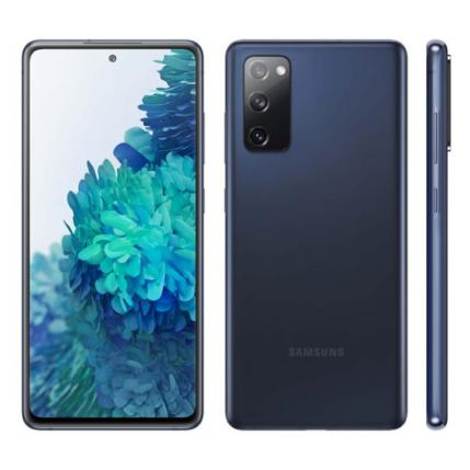 Samsung G780F Galaxy S20 FE 128GB 6GB RAM DualSIM, Mobiltelefon, kék
