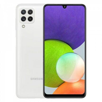 Samsung A225F Galaxy A22 4G 128GB 4GB RAM DualSIM, Mobiltelefon, fehér