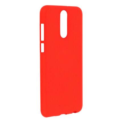 Szilikon tok, Huawei Mate 10 Lite, Soft - piros