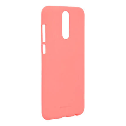 Szilikon tok, Huawei Mate 10 Lite, Soft - rózsaszín