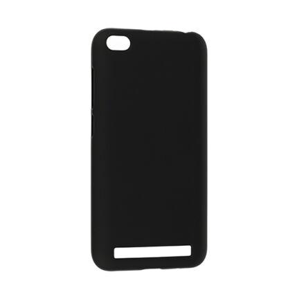 Szilikon tok, Xiaomi Redmi 6, Soft - fekete