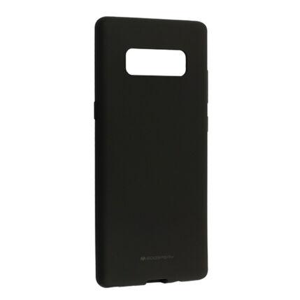 Szilikon tok, Samsung N960 Galaxy Note 9, Soft - fekete