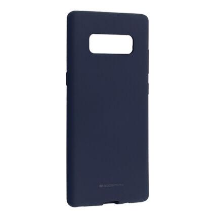 Szilikon tok, Samsung N960 Galaxy Note 9, Soft - kék